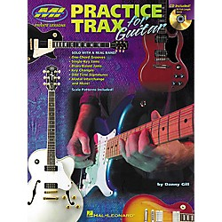Musicians Institute Practice Trax for Guitar (Book/CD) (695601)