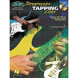 Musicians Institute Progressive Tapping Licks (Book/CD) (695748)