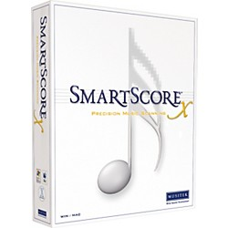 Musitek SmartScore MIDI Edition Precision Music Scanning Software (MT-ME-H)
