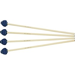 Musser M228 Navy Blue Yarn Good Vibes Mallets (M228)