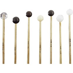 Musser M428 Black Phenolic Mallets (M428)