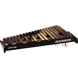 Musser Marching Xylophone without carrier and resonators (M66NC)