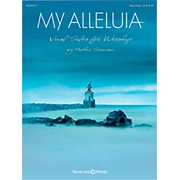 Hal Leonard My Alleluia - Vocal Solos For Worship Vocal Solo Book with Piano Accompaniment