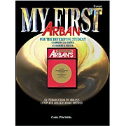 Carl Fischer My First Arban Book for Trumpet