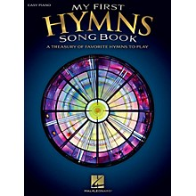 Hal Leonard My First Hymns Songbook - A Treasury of Favorite Hymns to Play