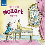 Alfred My First Mozart Album CD