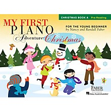 Faber Piano Adventures My First Piano Adventure® Christmas - Book A Faber Piano Adventures by Nancy Faber (Level Pre-Reading)