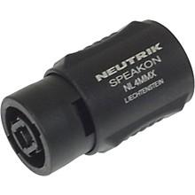 VTG NL4MMX Neutrik Speakon Coupler