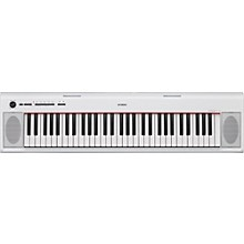 Yamaha NP12 61-Key Entry-Level Piaggero Ultra-Portable Digital Piano