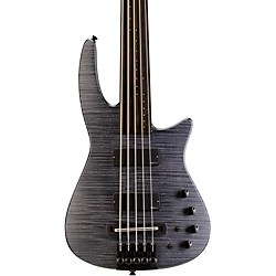 NS Design CR5 RADIUS Fretless Bass Guitar (NS CR5-BG-CHS-FL)