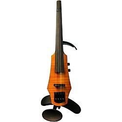 NS Design WAV 4 Electric Violin (Wav4 Violin Amber)
