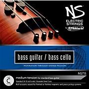D'Addario NS Electric Bass Cello / Electric Bass High C String