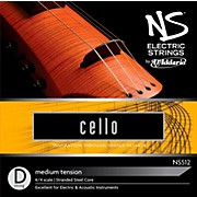 D'Addario NS Electric Cello D String
