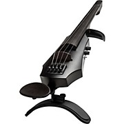 NS Design NXTa Active Series Electric Viola in Black
