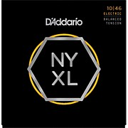 D'Addario NYXL1046BT Balanced Tension Nickel Wound Electric Guitar Strings (10-46)