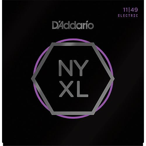 D'Addario NYXL1149 Medium Electric Guitar Strings-thumbnail