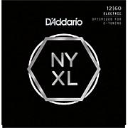 D'Addario NYXL1260 Extra Heavy Electric Guitar Strings