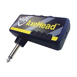 Nady AxeHead Mini Headphone Guitar Amp (10100-01)