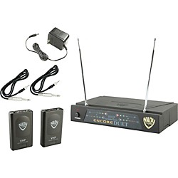 Nady ENCORE DUET GT Guitar Wireless System (3001-93)