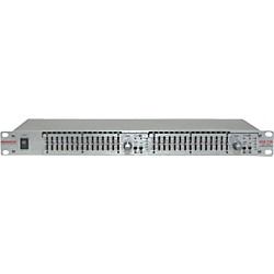 Nady GEQ-215 2-Channel 15-Band Graphic Equalizer (10218-81)