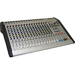 Nady PMX-1600 16 Channel/4 Bus Powered Mixer w/DSP Effects (10220-43)