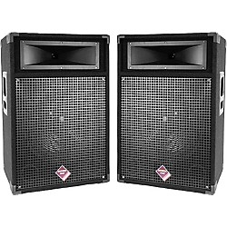 "Nady PS115 15"" 500W 2-Way Speaker Pair (KIT773279)"