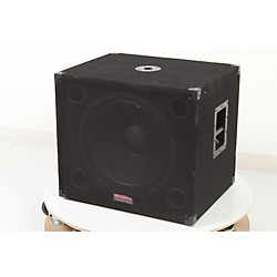 Nady PSW18A Powered Subwoofer (USED007002 10218-17)