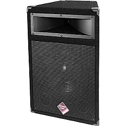"Nady PTS515 12"" 400 Watt 2-Way Trapezoid Speaker Cabinet (10219-64)"