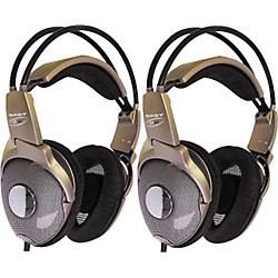 Nady QH560 Deluxe Studio Headphones Buy Two and Save (KIT772532)