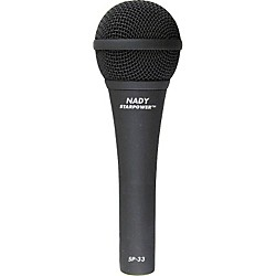 Nady SP-33 Dynamic Microphone (10302-66)