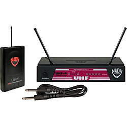 Nady UHF-4 Guitar Wireless System (6013-95)