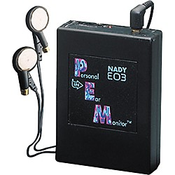 Nady Wireless Receiver for E03 In-Ear Personal Monitor System (10410-33)