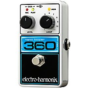 Electro-Harmonix Nano Looper 360 Guitar Effects Pedal