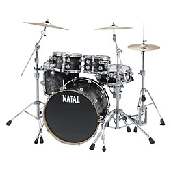 Natal Drums Ash US Fusion X 5-Piece Shell Pack (M-K-AS-UFX-BS)