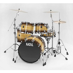 Natal Drums Birch Rock 5-Piece Shell Pack (M-K-BR-R-TF)