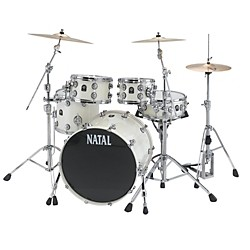 Natal Drums Birch US Fusion X 5-Piece Shell Pack (M-K-BR-UFX-WM)