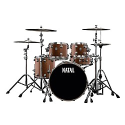Natal Drums Maple Rock 5-Piece Shell Pack (M-K-MA-R-CO)
