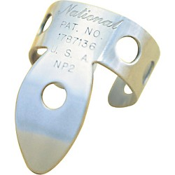 National Picks Nickel Silver Finger Picks 4-Pack (NP2 4-PACK)