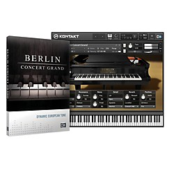 Native Instruments Berlin Concert Grand (20520)