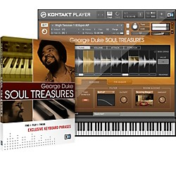 Native Instruments George Duke Soul Treasures (20975)
