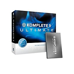 Native Instruments KOMPLETE 9 ULTIMATE (22323)