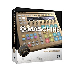 Native Instruments Maschine MK2 Vintage Gold (22595)