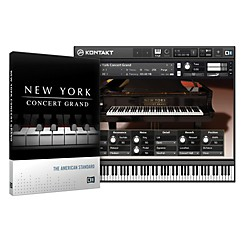 Native Instruments New York Concert Grand (20525)