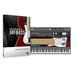 Native Instruments Scarbee Jay-Bass (20662)