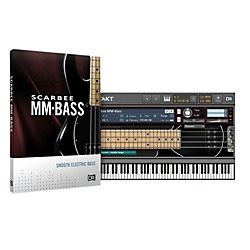 Native Instruments Scarbee MM-Bass (20503)