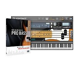 Native Instruments Scarbee Pre-Bass (20610)