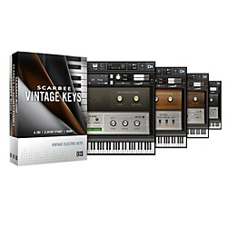 Native Instruments Scarbee Vintage Keys (20740)