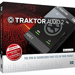 Native Instruments Traktor Audio 2 MK2 (22470)