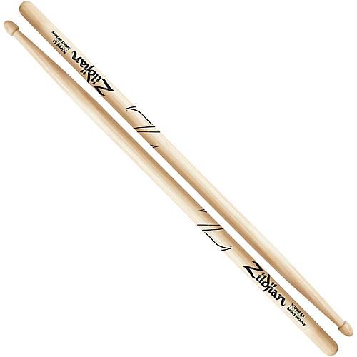 Zildjian Natural Super Hickory Drumsticks 5A Wood