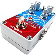 DigiTech Nautila Chorus / Flange Guitar Effects Pedal
